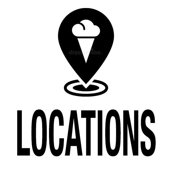 LOCATIONS square